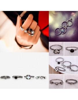 Komplet štirih prstanov